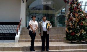 Beneficencia de Huaraz, se reune con representantes de el INABIF