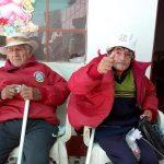 """Beneficencia de Huaraz agradece a estudiantes de la Unasam por visita al Asilo """"Mosquera Paucar"""""""