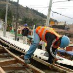 Beneficencia de Huaraz, inicia mantenimiento en el cementerio general