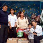Beneficencia Huaraz entrega víveres a los más necesitados