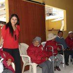 """Adultos mayores se trasladan a los nuevos ambientes del Asilo """"Mosquera Paucar"""""""