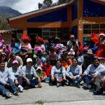 Beneficencia Huaraz realizó chocolatada el sector de Janku
