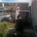 Continúan los trabajos en el Cementerio de Huaraz