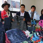 Sociedad de Beneficencia de Huaraz entrega donativos a la Comunidad de Pashpa