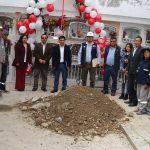 """Beneficencia de Huaraz inicia con obra de reforzamiento en el Pabellón de Nichos """"Virgen del Rosario"""""""
