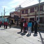 Beneficencia de Huaraz participa de simulacro de sismo