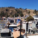 Inician trabajos de instalación de cámaras en el Cementerio de Huaraz