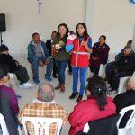 CEM realiza charla para adultos mayores y colaboradores