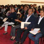 Directivos de la Beneficencia de Huaraz participan de charla de protección del adulto mayor