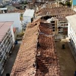 Beneficencia de Huaraz inicia refacción de pabellones en el Cementerio