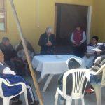 """Se realiza acto litúrgico en el Asilo """"Mosquera Paucar"""""""