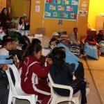 Hotel Selina brinda charla de higiene a niños del comedor y asilo