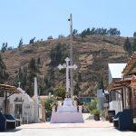 Culminan trabajos de mejoramiento en techos del Cementerio de Huaraz