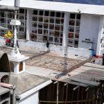 Beneficencia de Huaraz, solicita la comprensión de los usuarios, ante la ejecución de obra en el Cementerio