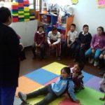 Niños del Comedor reciben charla de psicología