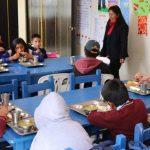 """Día a día en el comedor de niños """"Santa Ana"""""""