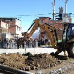 Beneficencia de Huaraz inicia con cercado del lado norte del cementerio