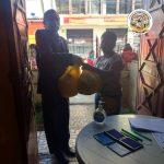 Huaraz: familias vulnerables son beneficiados con víveres
