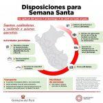 DEL JUEVES 01 AL DOMINGO 04 DE ABRIL TODO TRÁMITE DE INHUMACIONES SE REALIZARÁN EN EL CEMENTERIO DE HUARAZ