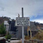 SE RECOMIENDA HACER USO DE ARENA HÚMEDA Y FLORES ARTIFICIALES A LOS VISITANTES DEL CEMENTERIO DE HUARAZ